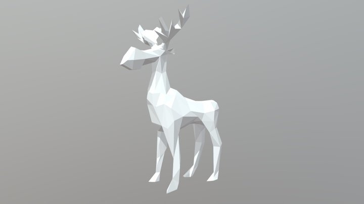 MOOSE design 3D Model
