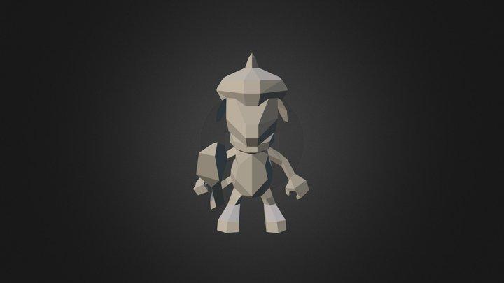 Smeargle (Should have better lighting) 3D Model