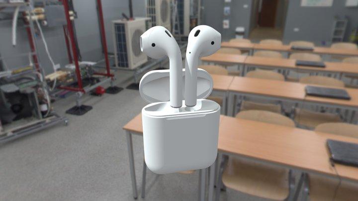 Air Pods 3D Model