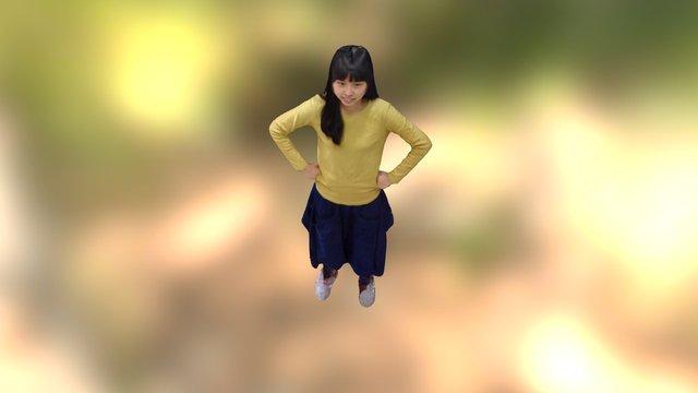 Person 3D Model