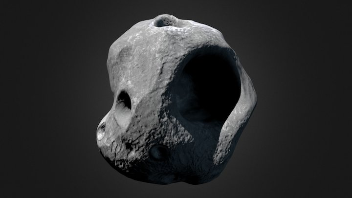 Asteroid_Project 3D Model