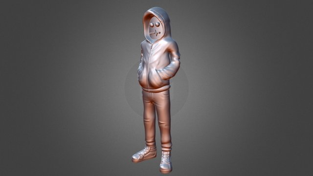 CADatonic 3D Model