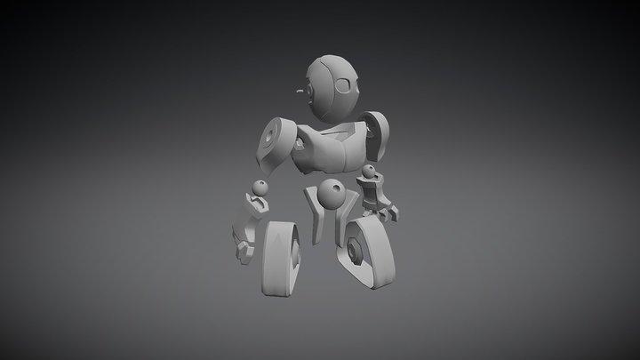 Brody 3D Model