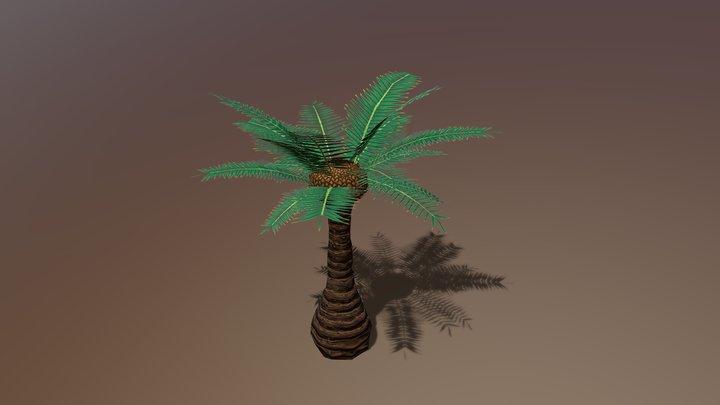 Palm Test 3D Model