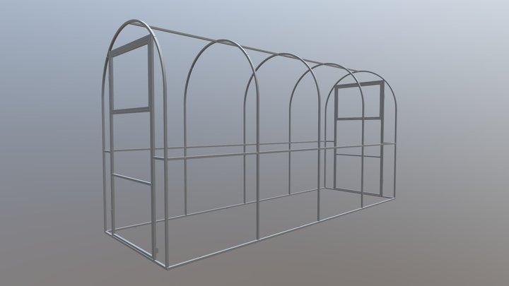 30 разборная 1600 (шаг 1 м) 3D Model