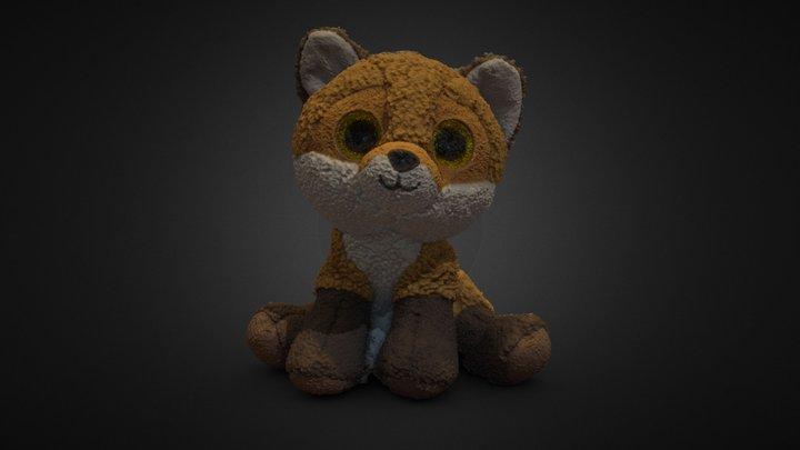 Fuxi_01 3D Model