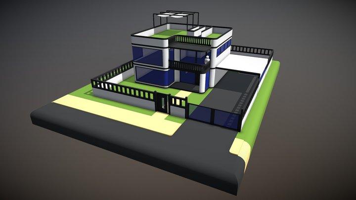 Neocasona 3D Model