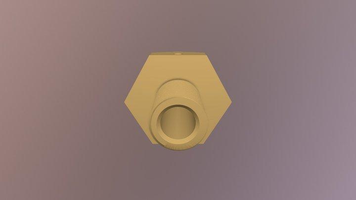 Le Derp 3D Model