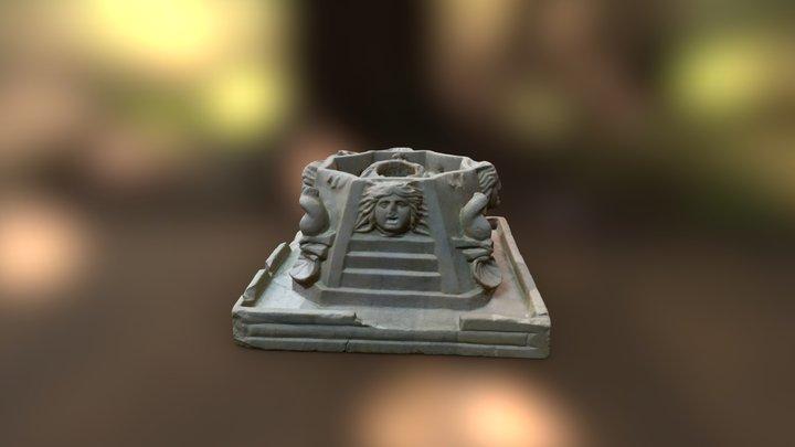 Fontana Libarna 3D Model