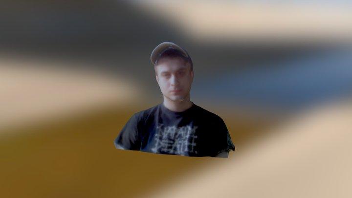 James-Dunbar 3D Model