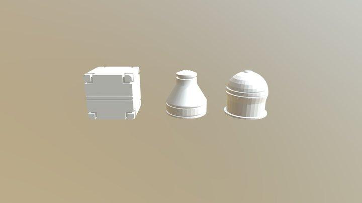 Mesh Modeling Exercise 01 3D Model