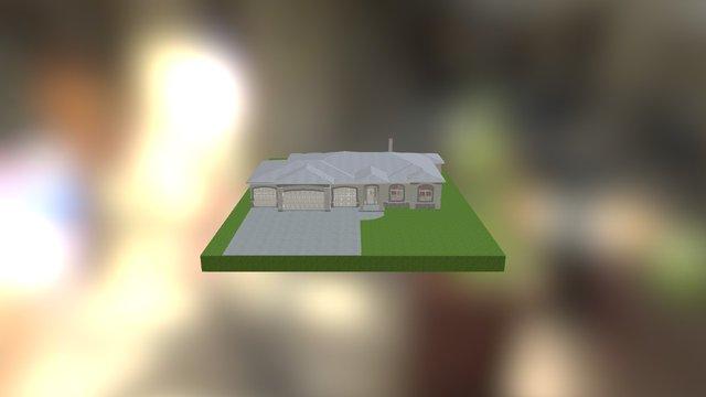Wyberg Home 3D Model