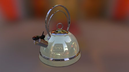 Teecan 3D Model