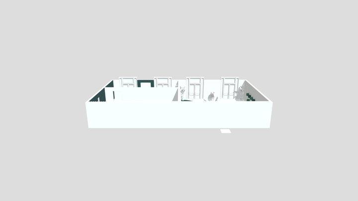 PP_salle 3D Model