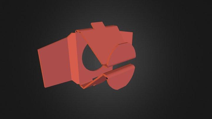 Fastener_3 3D Model