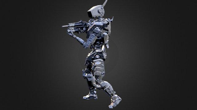 Zr Mk I.I 3D Model