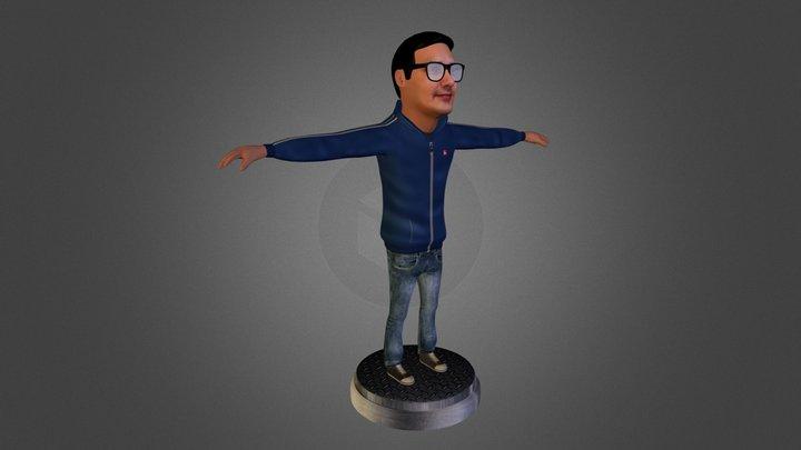 CHARACTER.zip 3D Model