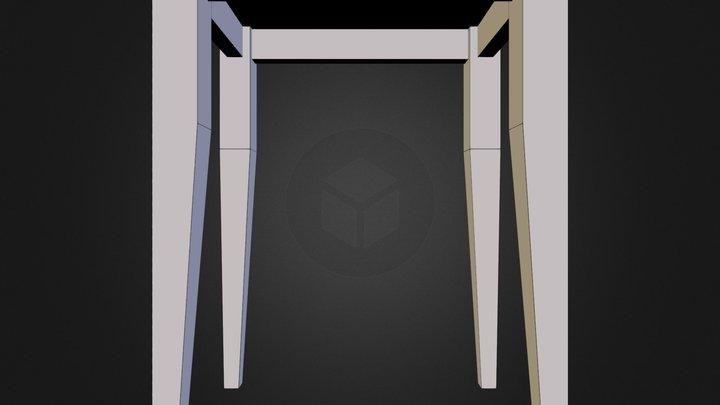table6.dae 3D Model