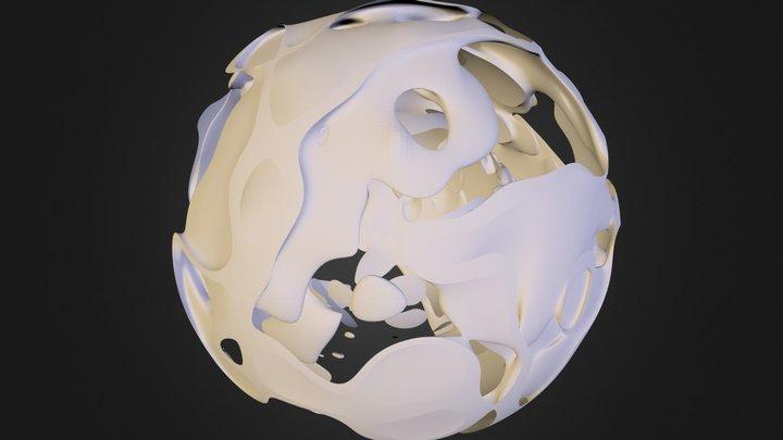TOMO03 3D Model