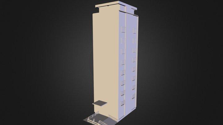 topcafe12.obj 3D Model