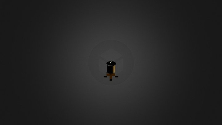 tempatsampah_animasi2.blend 3D Model
