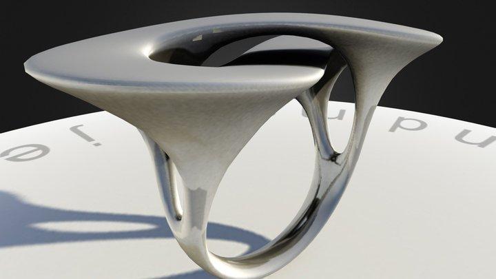 ASHANTI INFINITY 3D Model