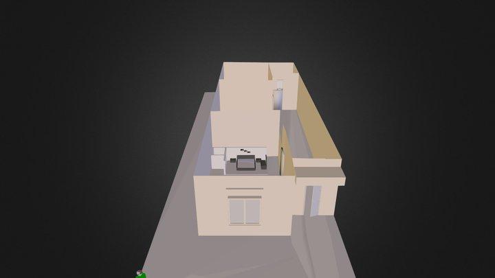 Casa las dunass.dae 3D Model