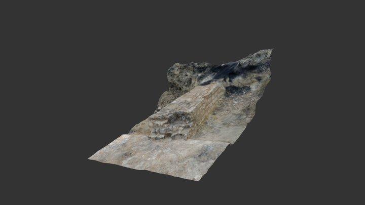 Contrefort 3D Model
