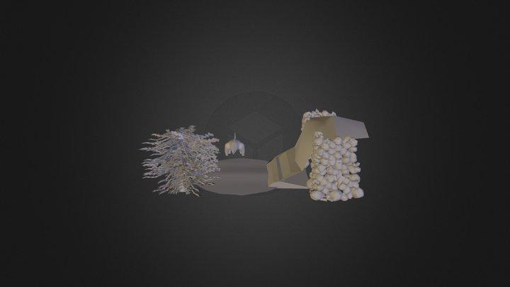StegProj. 3 3D Model