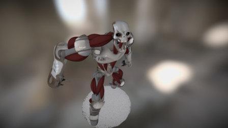 A12 High 3D Model