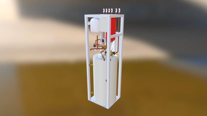 Full Assembly 3D Model