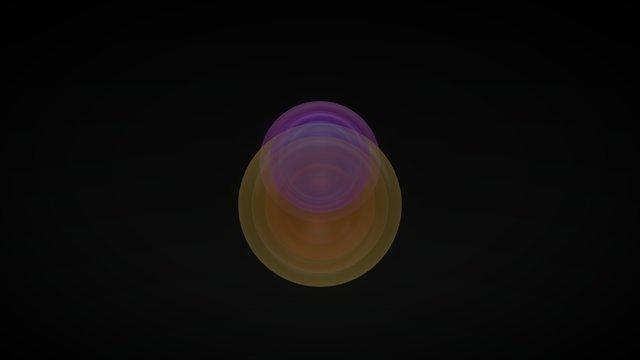 spherical waves 3D Model