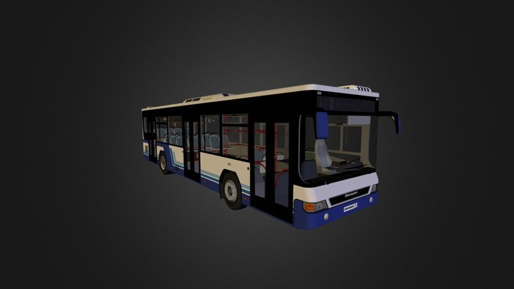 Yaroslavets 5240 3D Model