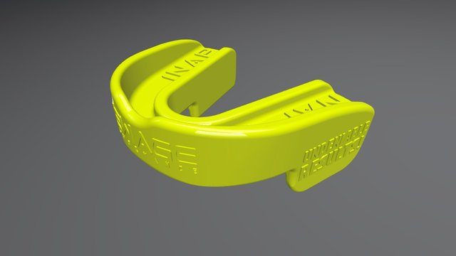 Mouth Guard 3D Model