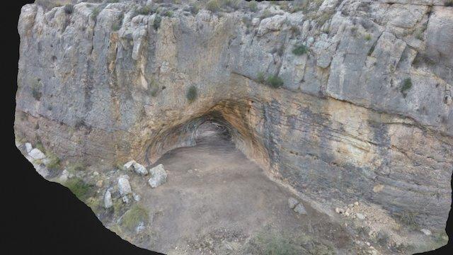 Cova dels Calderons, la Romana 3D Model