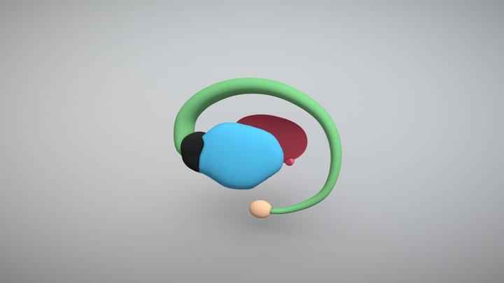 Protótipo NB 3D Model