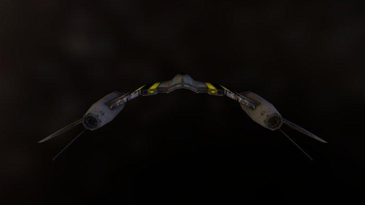 spaceshooter 3D Model
