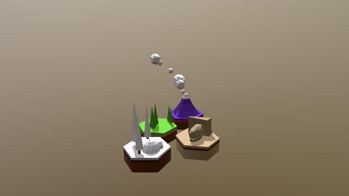 Biomas 3D Model