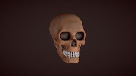 First Skullpture 3D Model