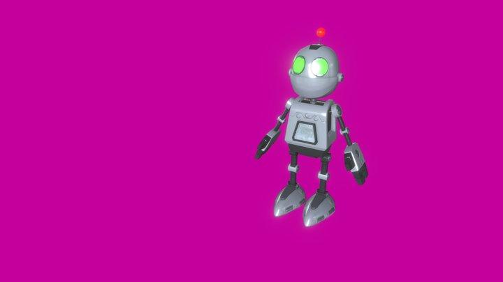 Clank 3D Model