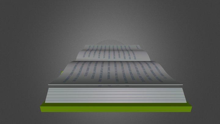 Book Texture_1 3D Model