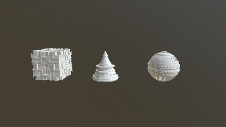 Primitives Submission 3D Model