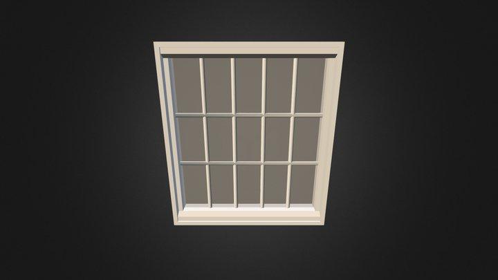 3Dwarehouse window 3D Model