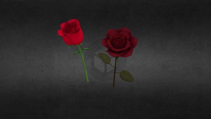 Rose's models 3D Model