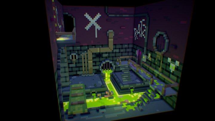 The Ratz hole 3D Model