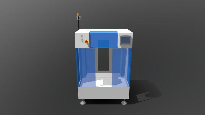 Quattro 3D Model