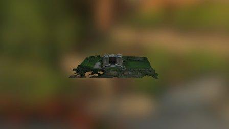 行政大樓 3D Model