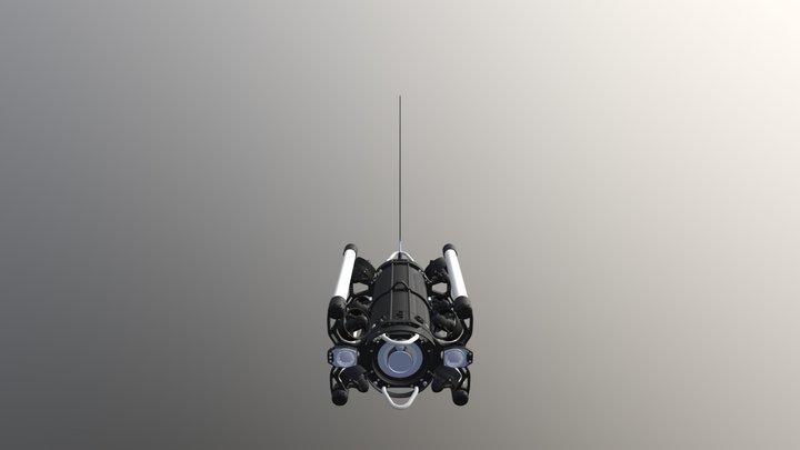 Boxfish Tactical 3D Model