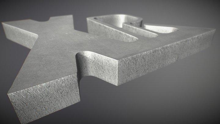 XPR300 - Esempio di taglio sull'alluminio (IT)