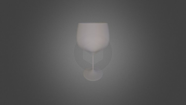 Wine_Glass 3D Model
